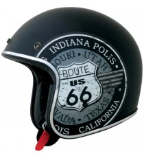 Casco Jet AFX Route 66