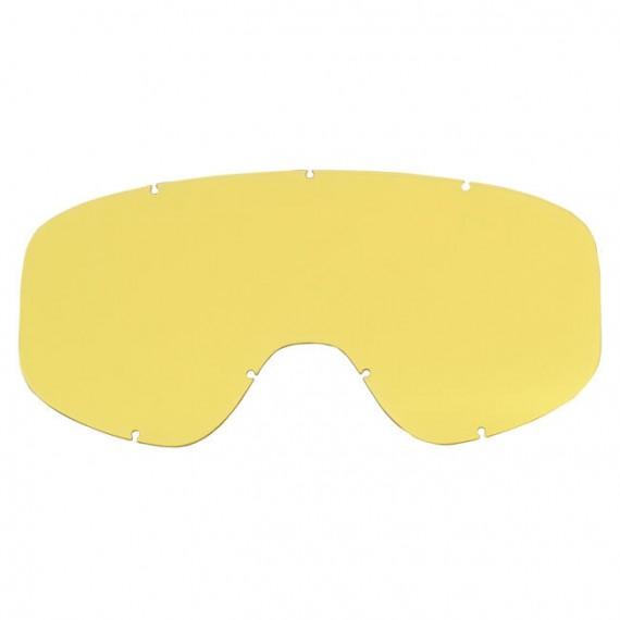Lente ricambio maschera biltwell moto 2.0 yellow