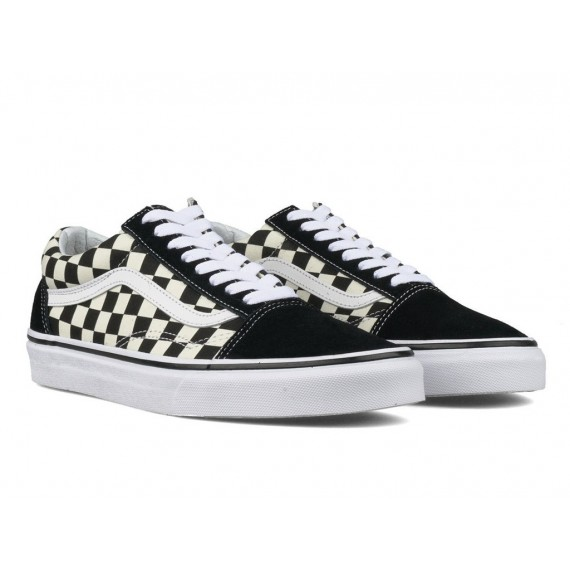 scarpe vans old skool checkerboard