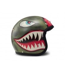 Casco Dmd Jet Vintage Shark