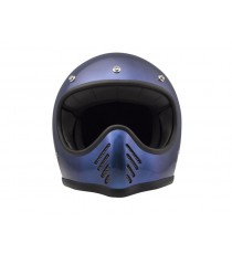 Casco integrale Dmd Seventy-five metallic-blue