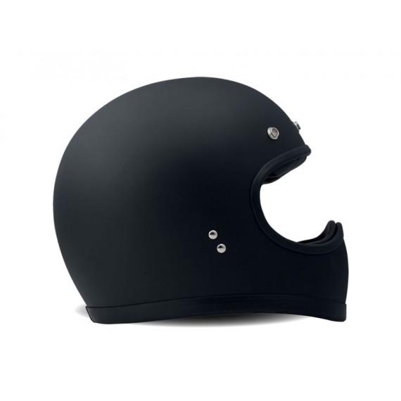 Casco integrale Dmd Racer-matte black