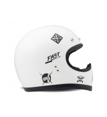 Casco integrale Dmd Racer-flash