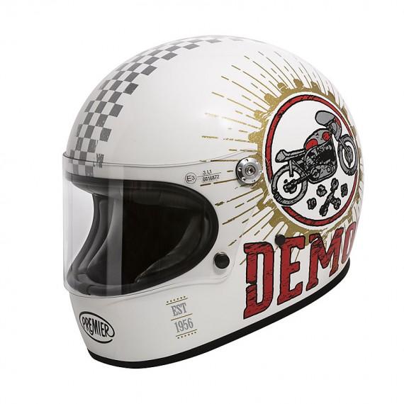 Casco integrale Premier Trophy speed demon sd 8 bm