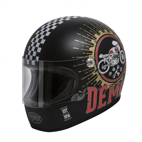 Casco integrale Premier Trophy speed demon sd 9 bm