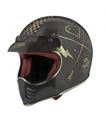 Casco integrale Premier Mx nx carbon