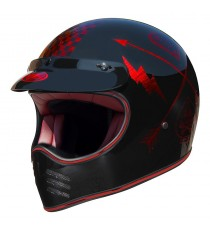 Casco integrale Premier Mx nx red