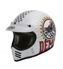 Casco integrale Premier Mx speed demon 8 bm