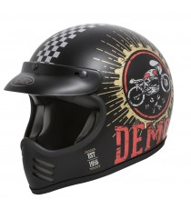 Casco integrale Premier Mx speed demon 9 bm