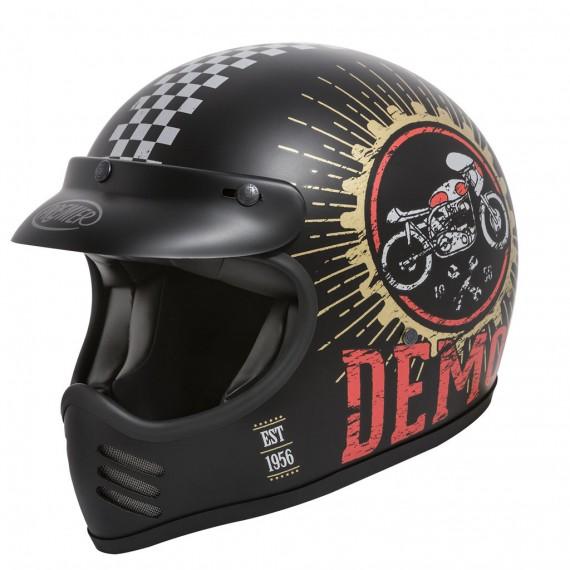 Casco integrale Premier Mx speed demon 9 bm
