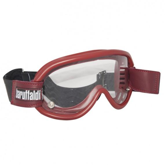 Maschera Baruffaldi Speed 4 rossa