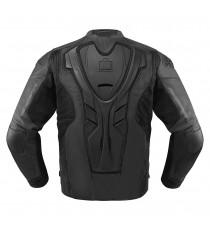 Giubbotto moto Icon 1000 Hypersport Prime Stealth nero