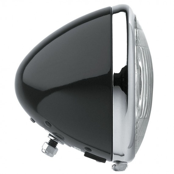 Faro anteriore Oem Style Springer 1936 – 1957 12V nero