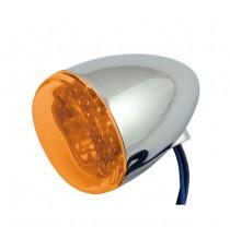 Freccia led cromata Chris Products Bullet Oem Style Led Ambrato Mount Stud