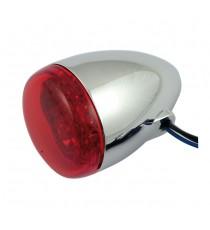 Freccia led cromata Chris Products Bullet Oem Style Led Rosso Mount Stud