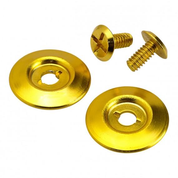 Biltwell Hardware kit gold