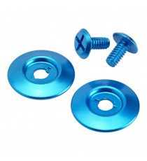 Biltwell Hardware kit blue