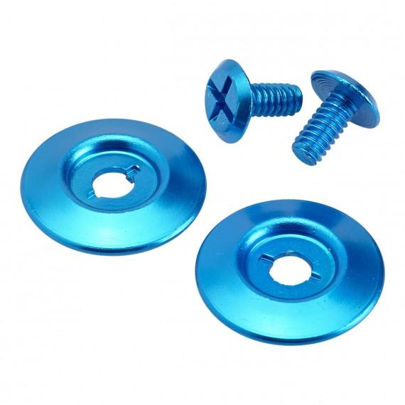 Biltwell Hardware kit blue
