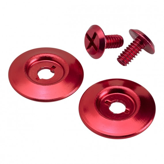 Biltwell Hardware kit red