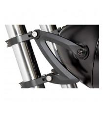 Kit Staffe di montaggio Faro Anteriore Z-Style Nere 50/52/54mm