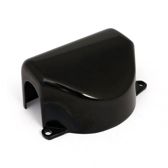 Copri Risers per Kit Nacelle Softail Style Nero Lucido