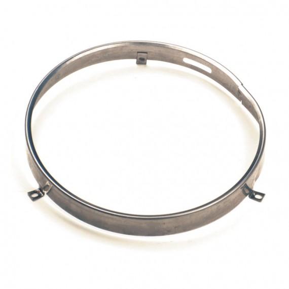 Anello di Fissaggio Parabola Faro Anteriore Nacelle FL Softail Oem Style