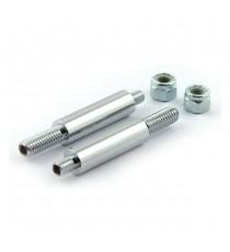 """Perni di montaggio cromato per Frecce Chris Products Bullet Oem Style Mount B 1 7/8"""""""
