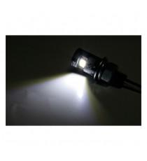 Luce Targa LED Burdett Nera