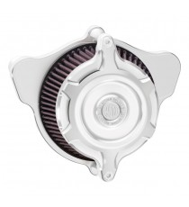 Filtro Aria Split Chrome Touring Comando elettronico Roland Sands Design