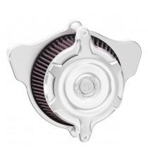 Filtro Aria Split Chrome Touring Comando elettronico Roland Sands Design