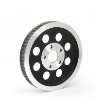 Puleggia trasmissione ruota posteriore 61 denti XL Sportster Black