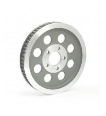 Puleggia trasmissione ruota posteriore 61 denti XL Sportster Silver