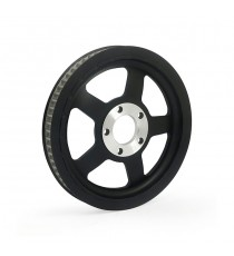 Puleggia trasmissione ruota posteriore 68 denti XL Sportster Black