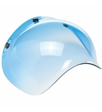 Visiera Bubble Biltwell blue gradient