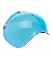 Visiera Bubble Biltwell blue