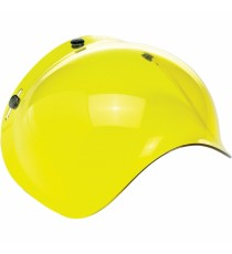 Visiera Bubble Biltwell anti-fog yellow