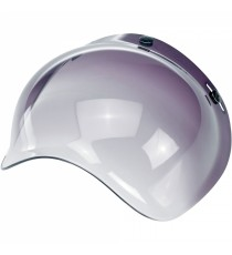 Visiera Bubble Biltwell smoke gradient