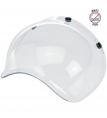 Visiera Bubble Biltwell anti-fog clear