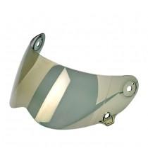 Visiera Biltwell Lane Splitter anti-fog gold mirror