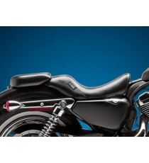 Le Pera pillion pad bare bones solo smooth XL Sportster