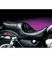 Sella Le Pera doppia seduta sorrento stitch black XL Sportster 1986 – 2003