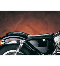 Sella Le Pera doppia seduta king cobra smooth black XL Sportster