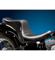 Sella Le Pera doppia seduta cherokee smooth black Softail 2006 – 2018