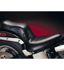 Sella Le Pera doppia seduta cherokee smooth black Softail 1984 – 1999