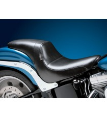 Sella Le Pera doppia seduta daytona sport smooth black Softail 2006 – 2018