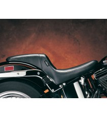 Sella Le Pera doppia seduta daytona sport smooth black Softail 1984 – 1999