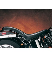 Sella Le Pera doppia seduta cobra full length smooth black Softail 1984 – 1999