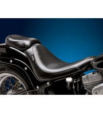 Pillion Pad Le Pera silhouette smooth black Softail 2006 – 2018