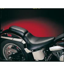Pillion Pad Le Pera silhouette smooth black Softail 1984 – 1999