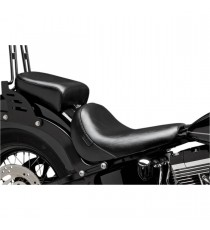 Pillion Pad Le Pera bare bones deluxe smooth black Softail 2011 – 2015